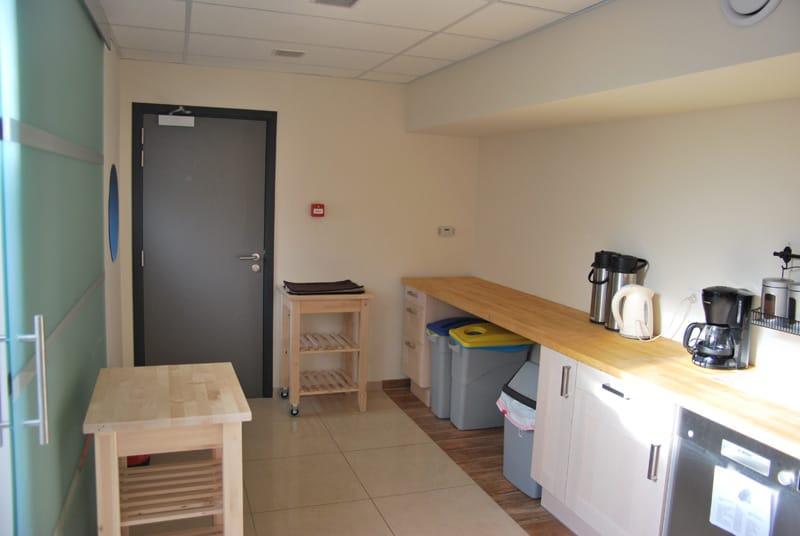 Salles à louer avec cuisine