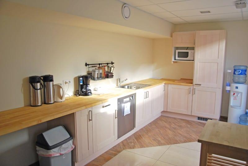 Location de salles avec cuisine